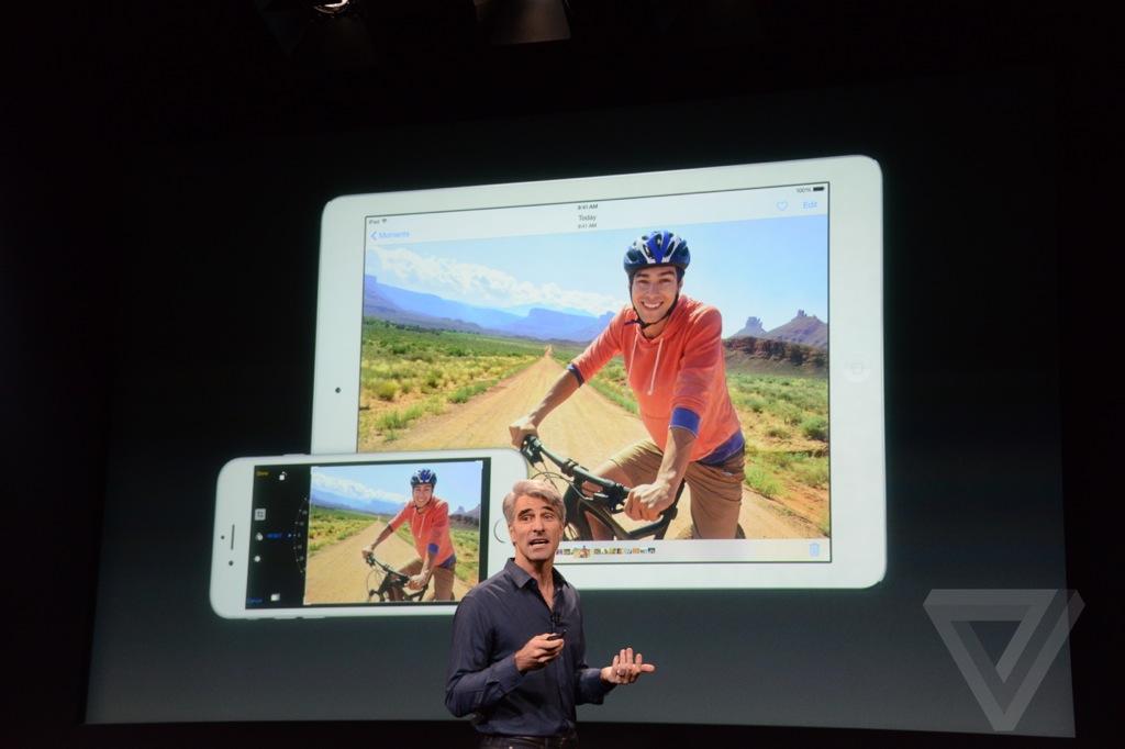 Galería de fotos del iCloud
