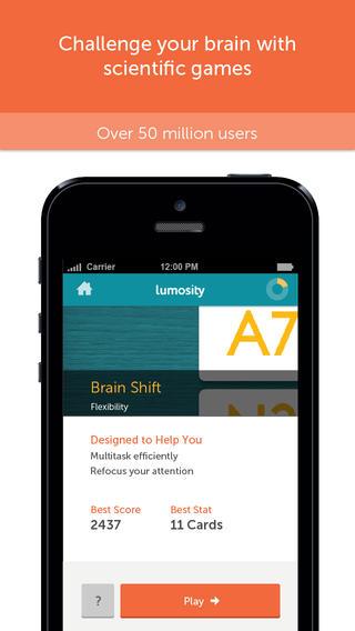 mejores apps 2014 luminosity