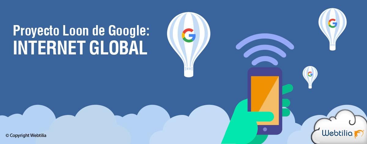 proyecto loon google servicio de internet