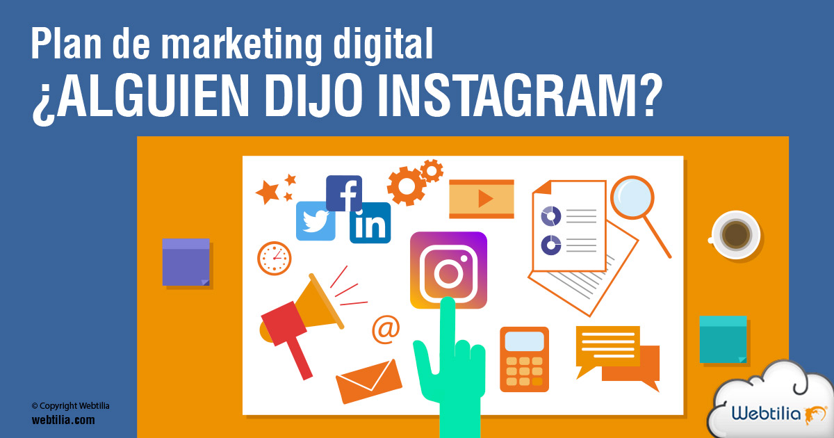 plan de marketing digital instagram