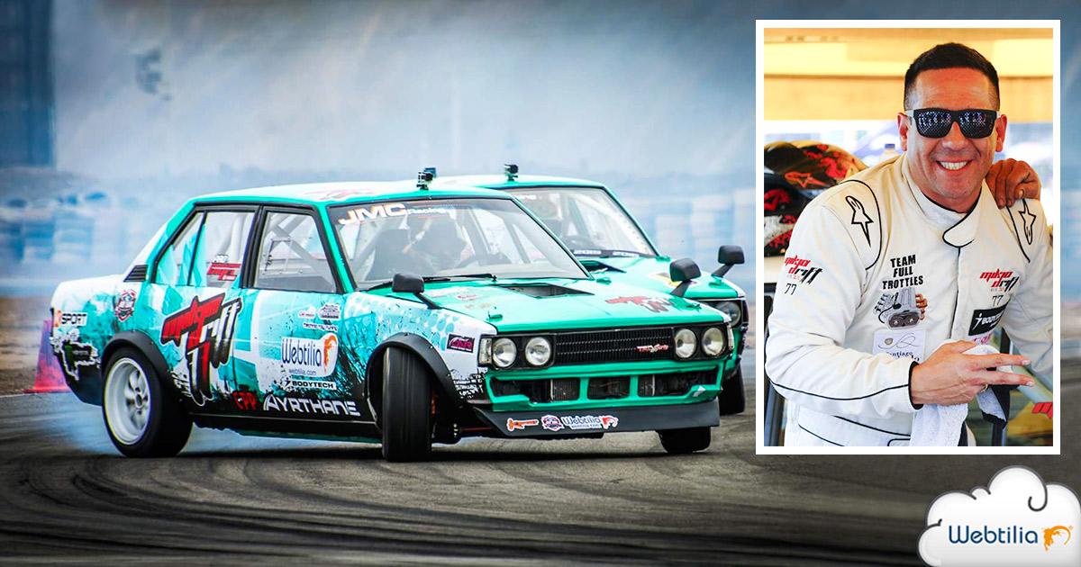 mikio inoguchi drifting autos