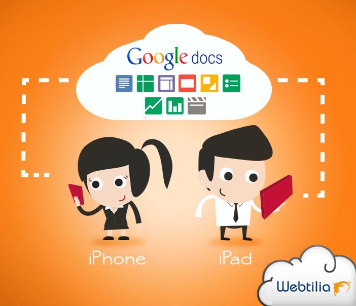 Las Presentaciones de Google están ahora disponibles para iPhone y iPad