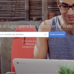 dominio de google para latinoamerica