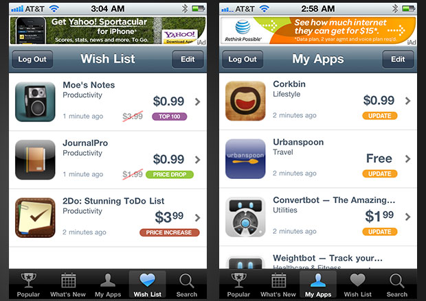 mejores apps 2014 wish