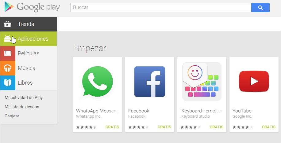 tendencias diseño web 2015 menu navegacion