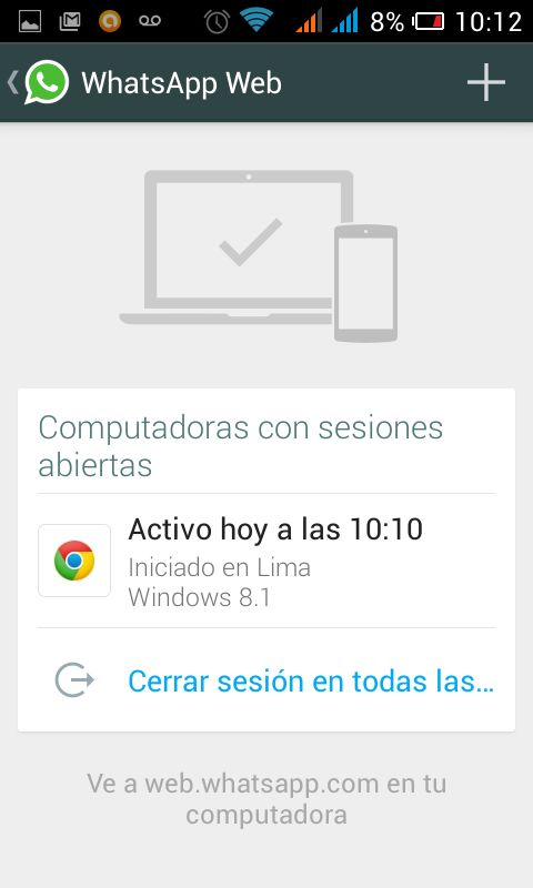 whatsapp en web agencia digital