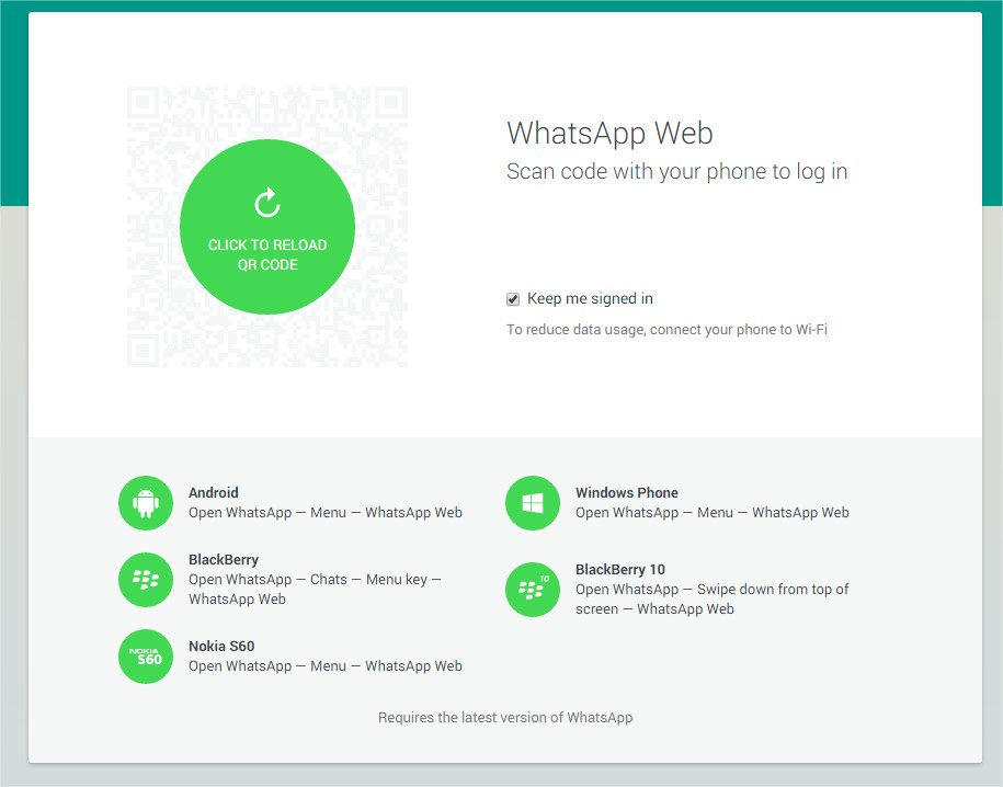 whatsapp web aplicacion movil agencia digital