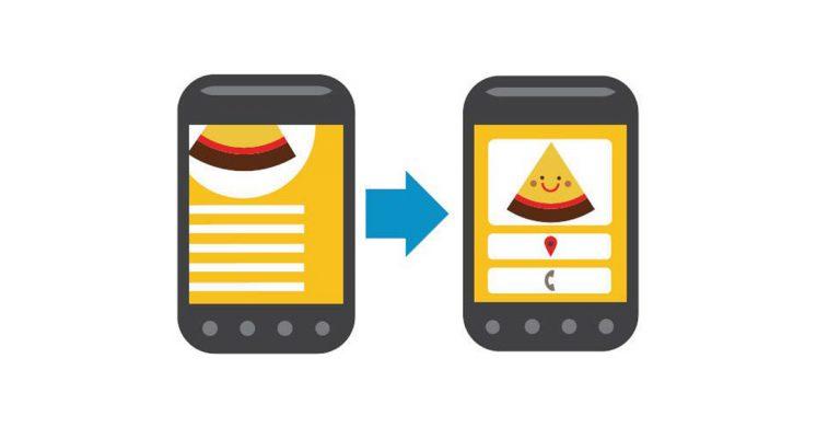 google diseño responsive moviles