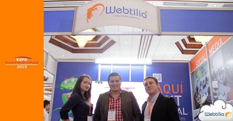 webtilia-en-expomarketing-2015