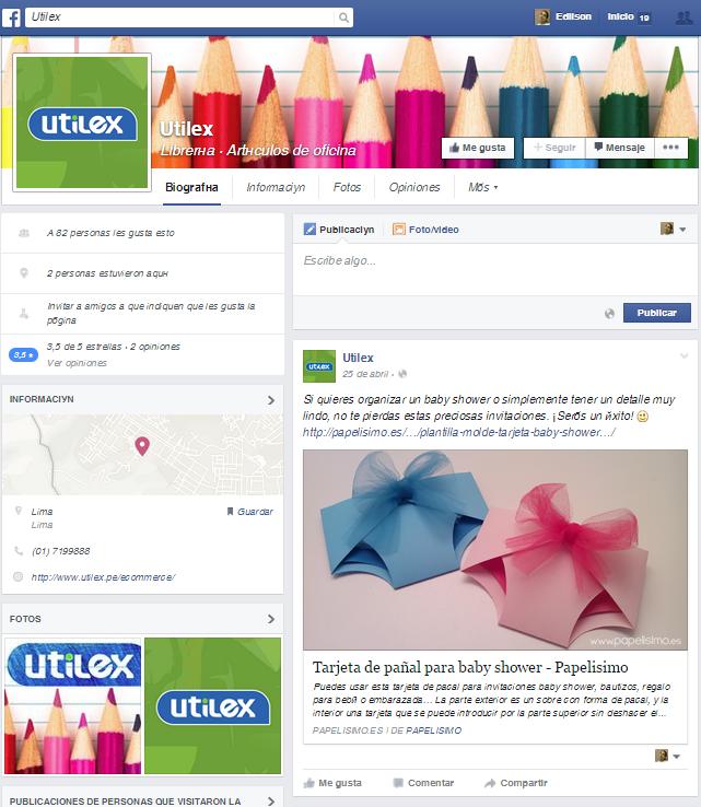 fan-page-utilex-facebook