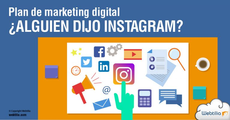 plan de marketing digital instagram