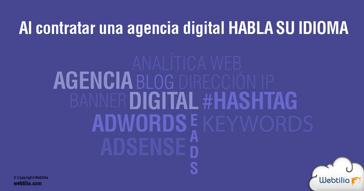 Contrata una agencia digital en Lima, pero antes aprende su idioma