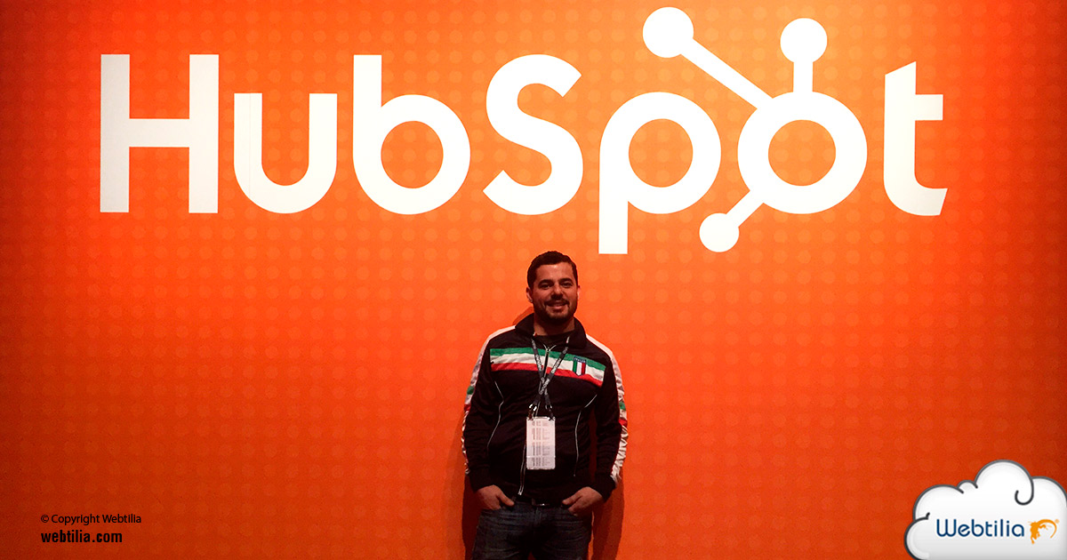 Director de Webtilia asiste a Inbound 2016 en Boston