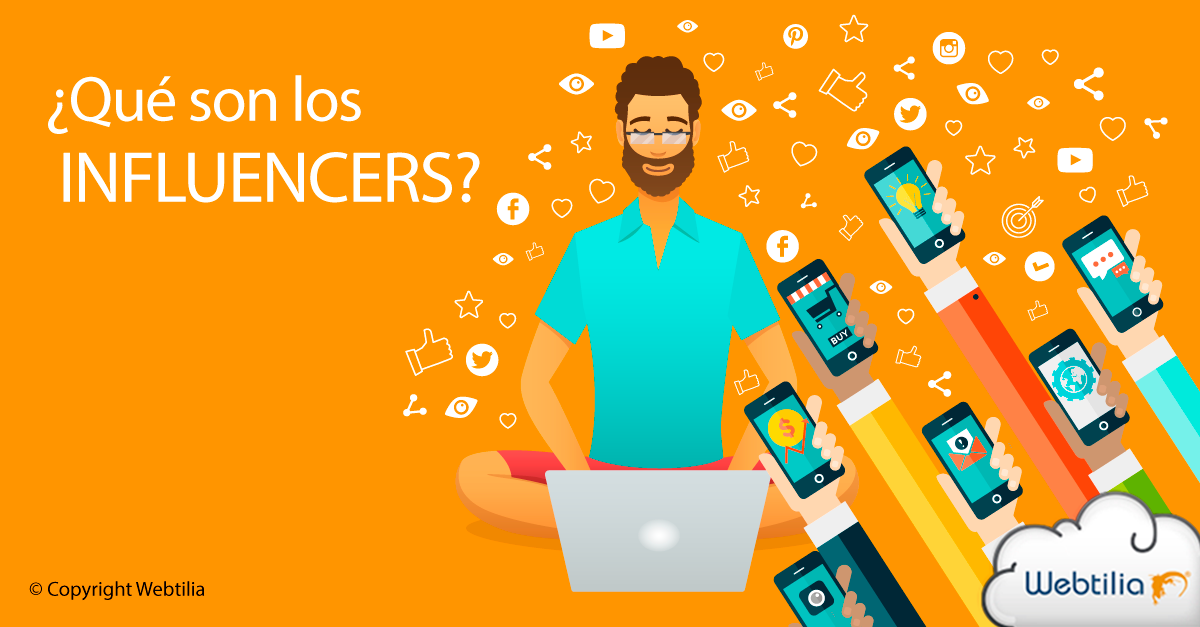 ¿Qué son los Influencers?