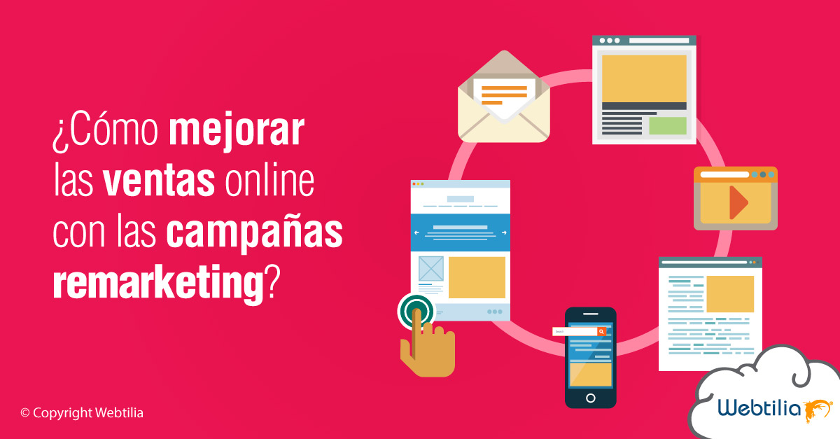 como mejorar las ventas on line con las campanas remarketing