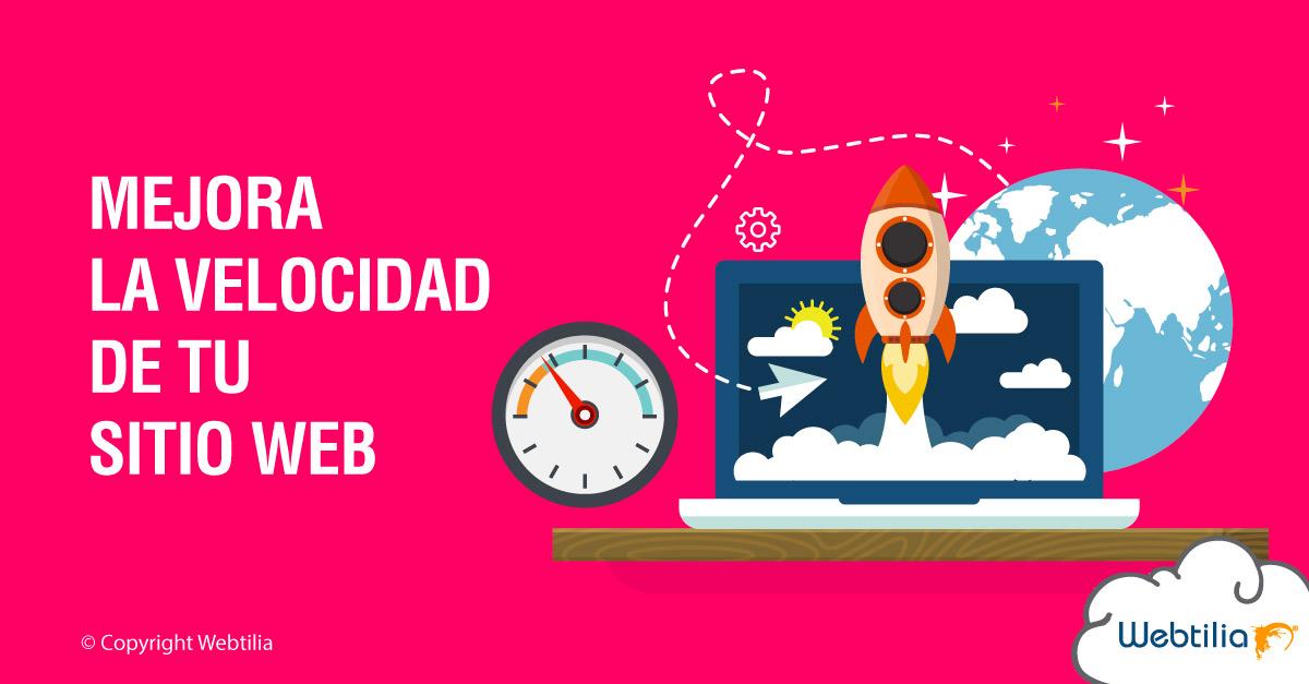 ¿Cómo mejorar la velocidad de carga de los sitios web?