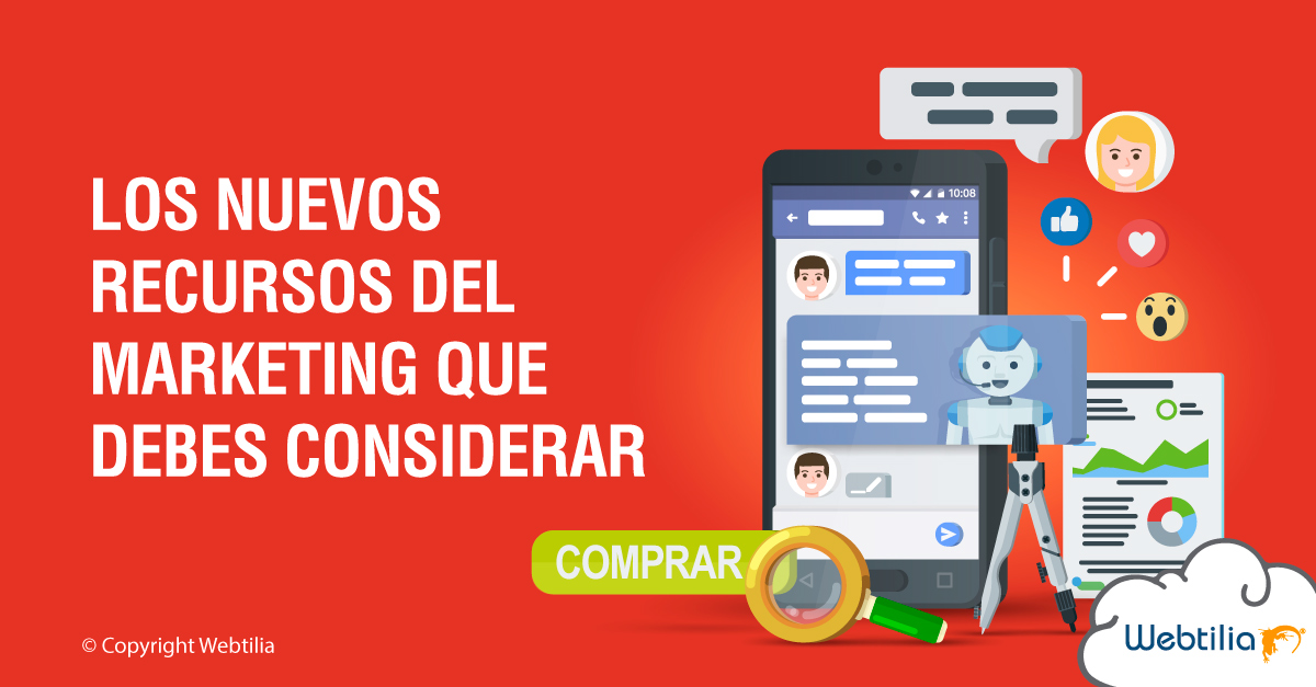 recursos de marketing digital 2018