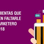 herramientas de marketing digital 2018