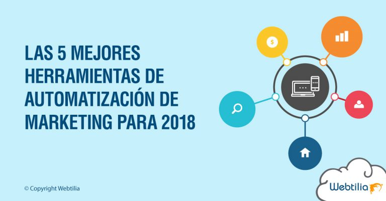 herramientas de automatizacion de marketing 2018