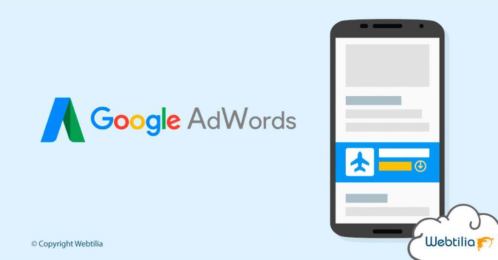 adwords dentro del presupuesto de marketing digital