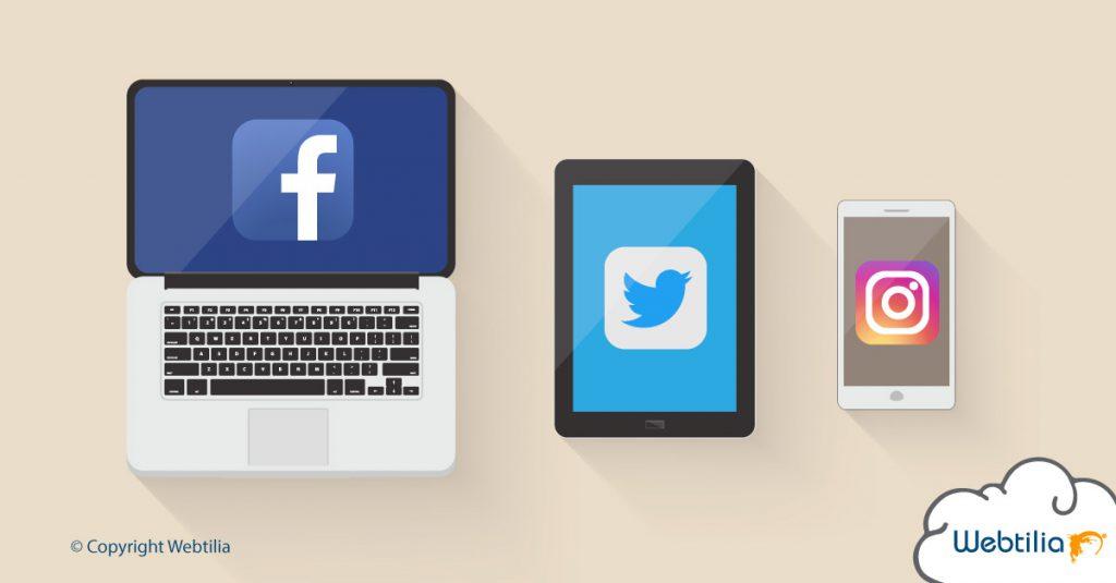 redes sociales presupuestos de marketing digital