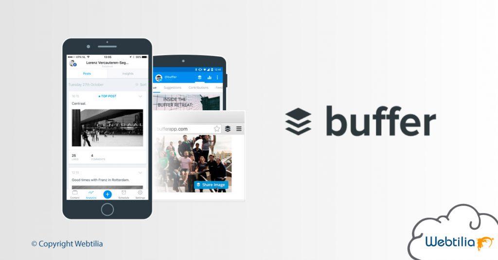 buffer aplicaciones indispensables