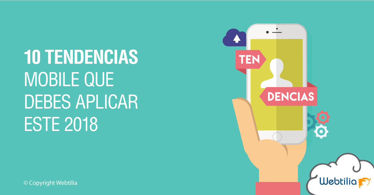 tendencias mobile 2018