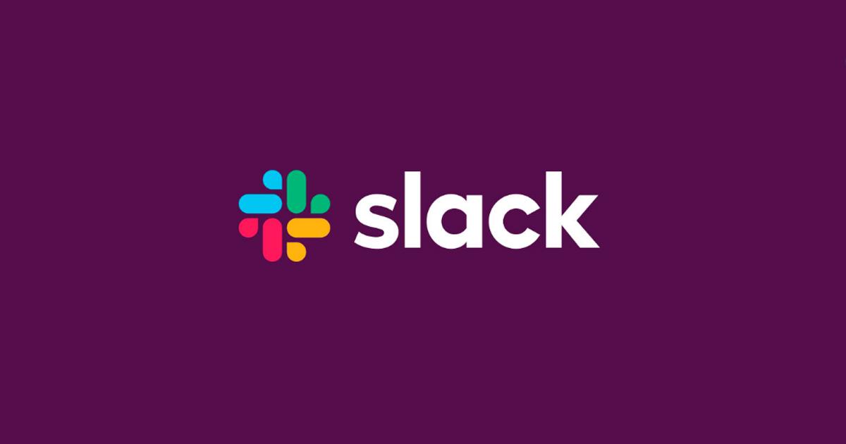 El nuevo logotipo de Slack ya no es un #hashtag