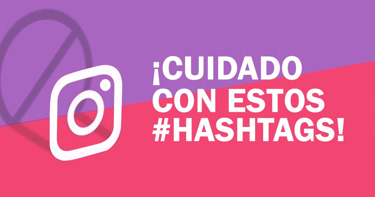 ¿Uso o no uso hashtags?