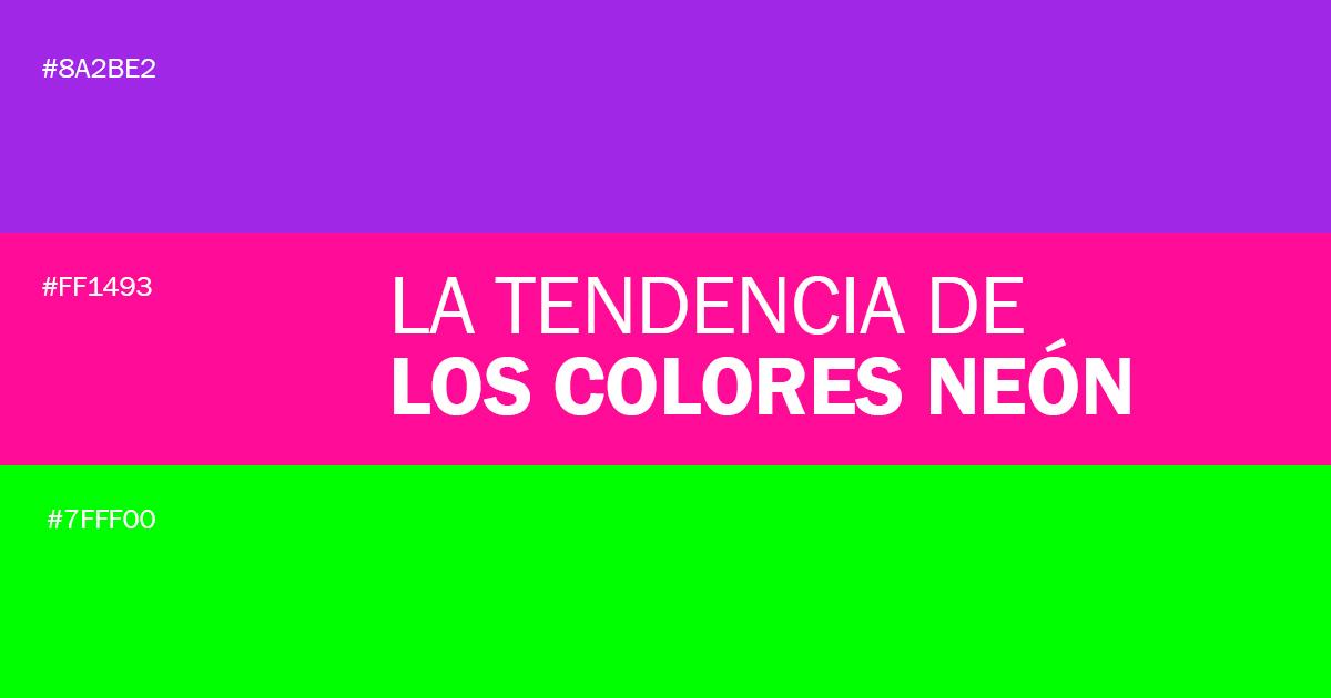 Usa los colores más populares del 2019 en tus diseños