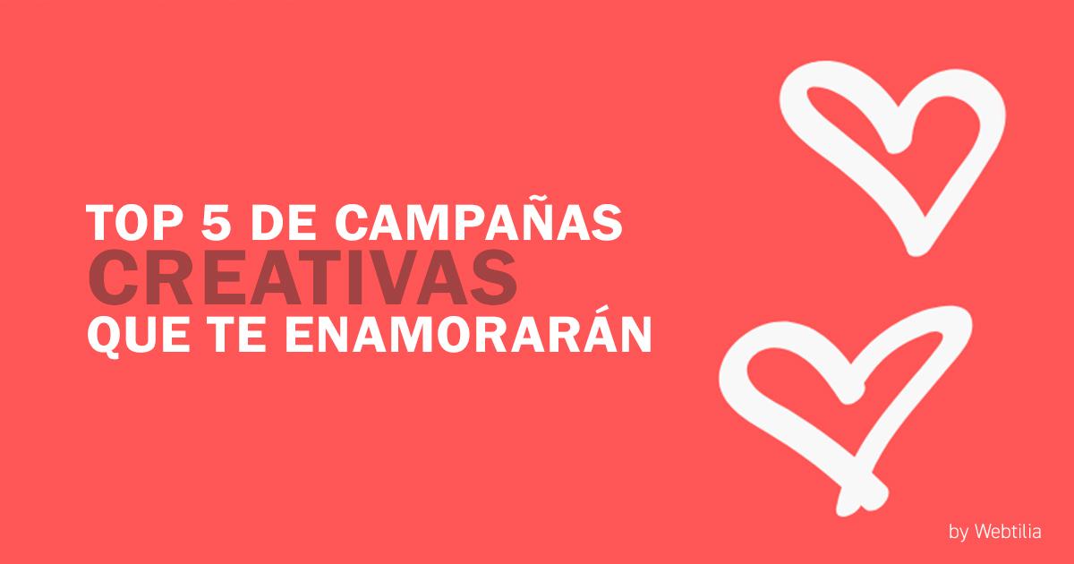 5 campañas que nos han enamorado en San Valentín