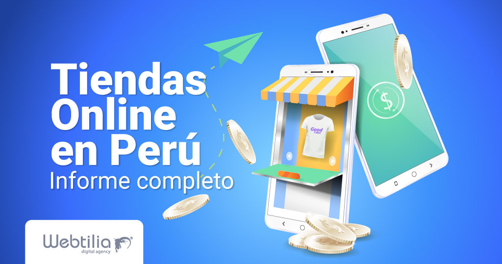 Tiendas Online en Perú [Informe Ecommerce en Perú 2020]